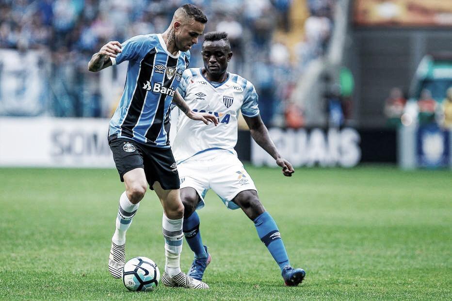 Resultado Avaí x Grêmio pelo Campeonato Brasileiro (1-1)