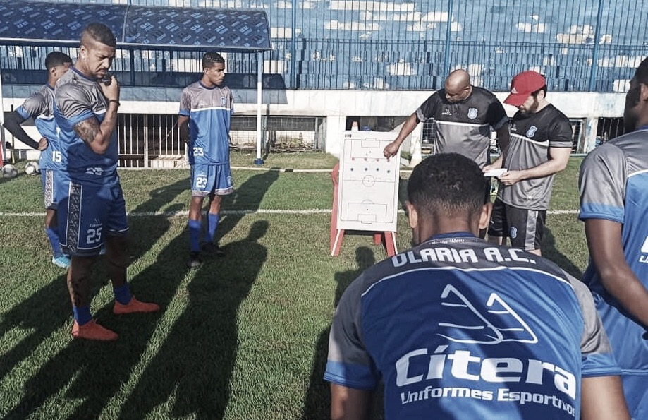 De olho no acesso, Olaria anuncia pacote de reforços e confirma amistoso contra o Flamengo