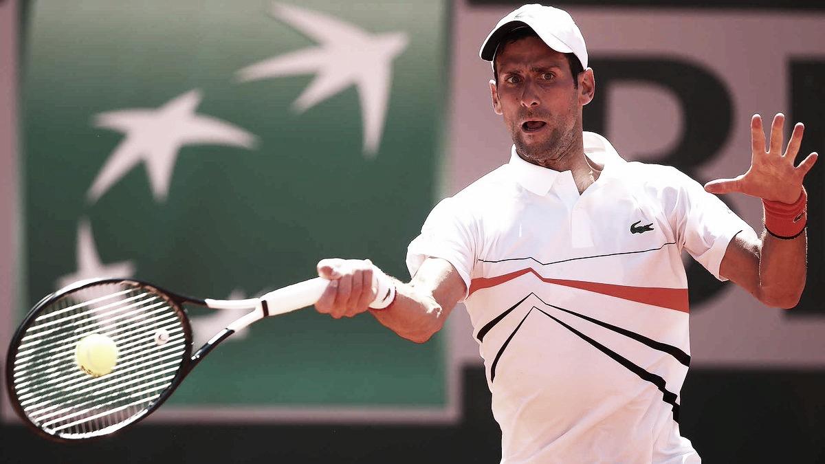 Djokovic passa por Caruso sem dificuldades e vai às oitavas em Roland Garros