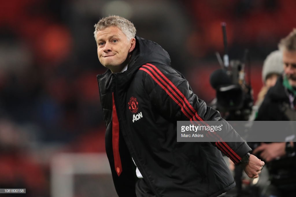 De Gea hailed as United win sixth straight game under Solskjaer