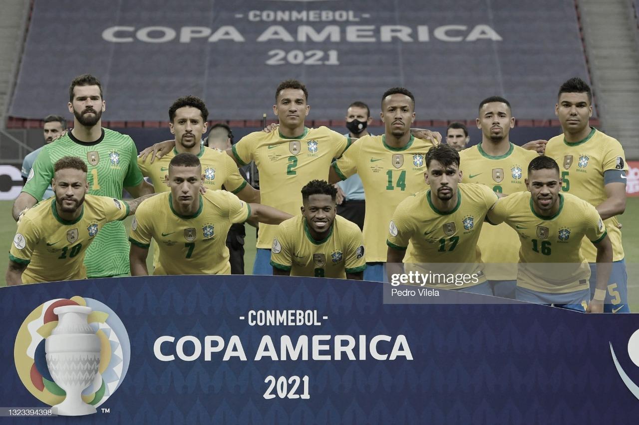 Uno x Uno – Goleada de Brasil en su debut