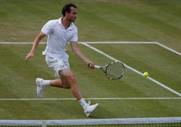 ATP Newport, doppio successo per Mannarino. Avanti Sock e Karlovic