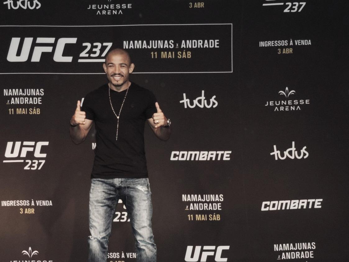 """Aldo fala sobre renovação com UFC e revanche contra McGregor: """"Não vejo essa luta acontecendo"""""""