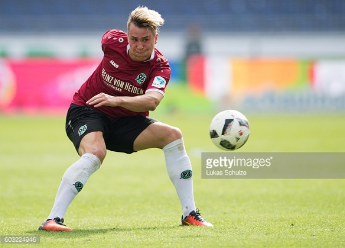 Hannover 96 1-0 Karlsruher SC: Klaus strike sends Reds to fourth