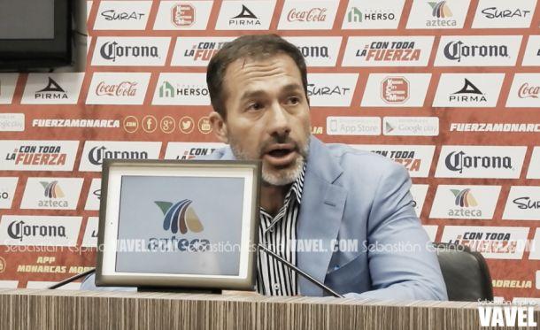 Gustavo Matosas ya es técnico del Atlético de San Luis