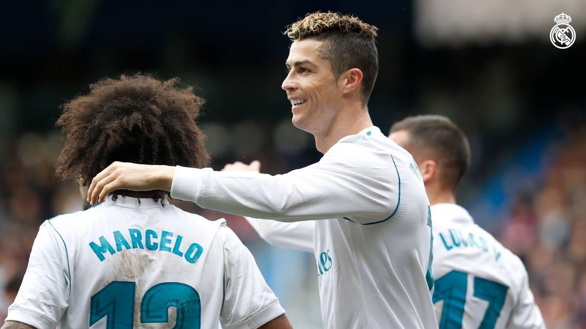 La legge di Cristiano Ronaldo: Eibar domato nel finale, doppietta del portoghese