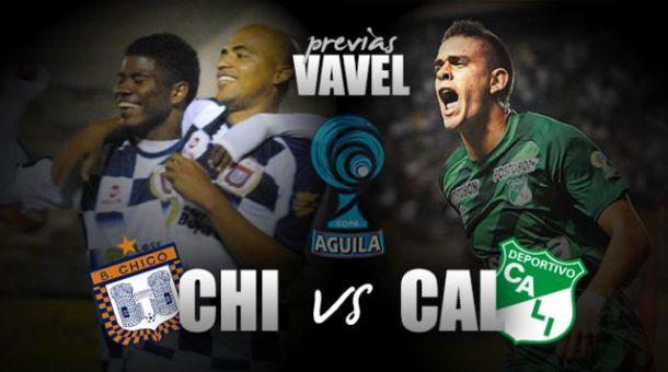 Boyacá Chicó - Deportivo Cali: terminar lo comenzado