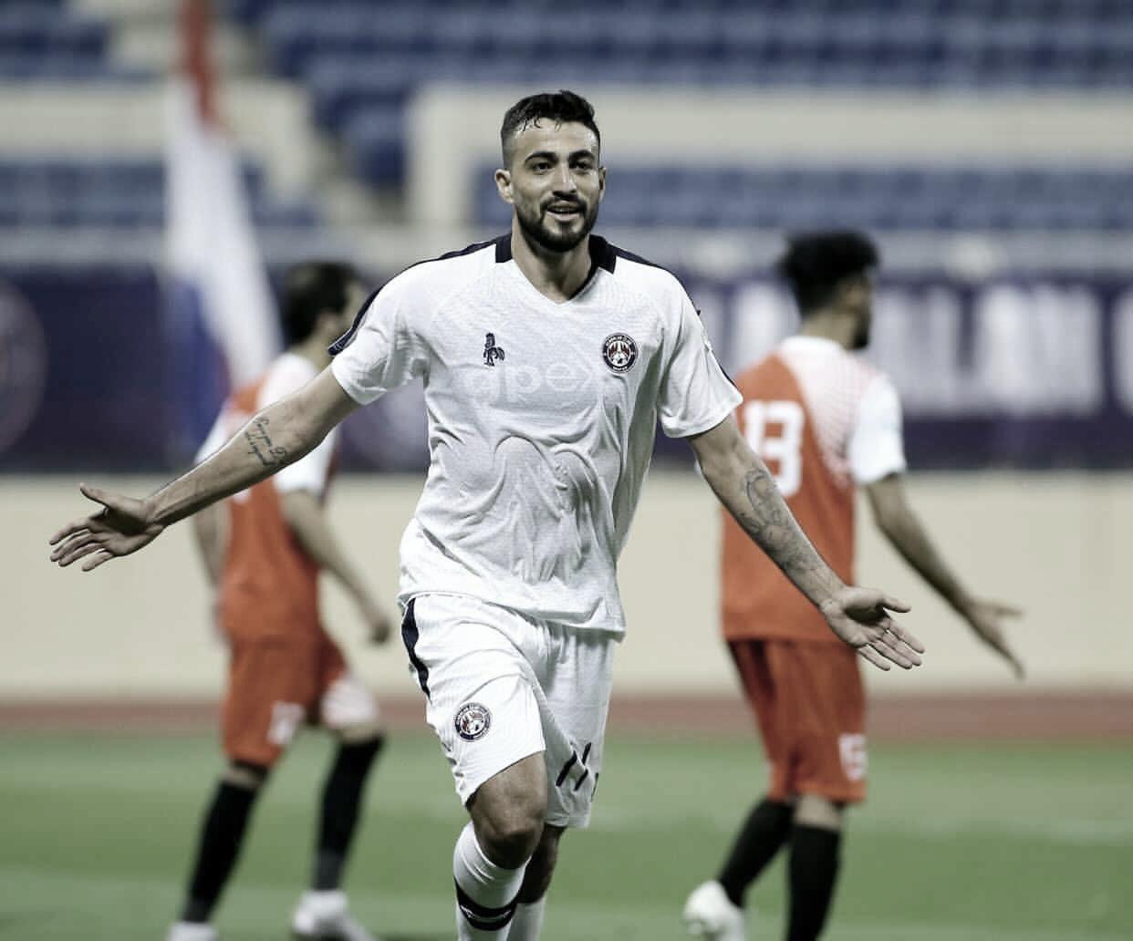 Everton comenta metas a serem alcançadas em sua primeira temporada no Al Adalah/SAU