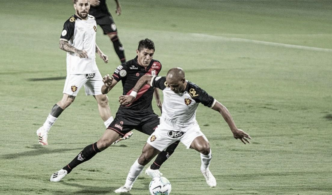 Gol e melhores momentos de Sport 0 x 1 Atlético-GO pelo Campeonato Brasileiro