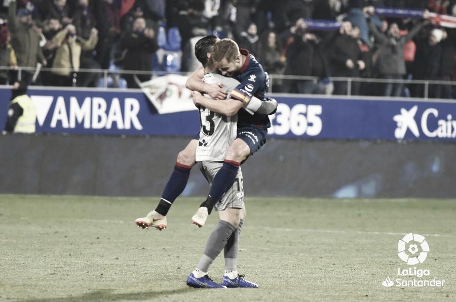 Resumen SD Huesca vs Real Betis en LaLiga 2020/2021