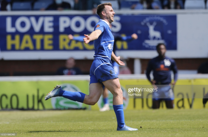 Hartlepool United 3-2 Bromley: Oates oozes class as Pools advance