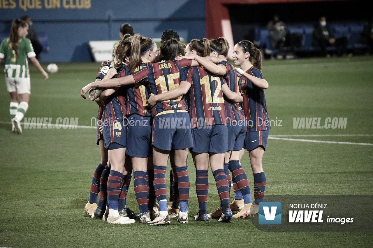 El Barcelona Femenino ya conoce rival para la Champions