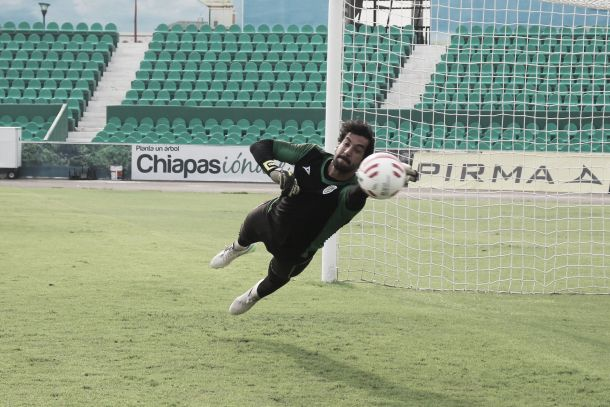 """'Matute' García: """"Contra Monterrey vamos por los tres puntos"""""""