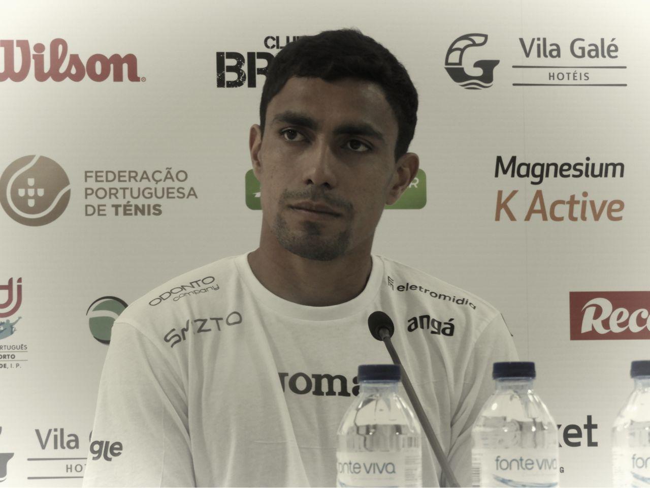"""Monteiro fala sobre sequência da temporada e elogia Brasil na Copa Davis: """"Representaram muito bem"""""""