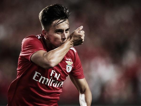 Celta de Vigo se acerta com Cervi e aguarda aprovação do Benfica
