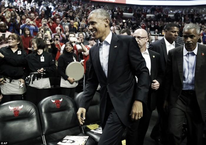 Fã de basquete, Barack Obama planeja virar proprietário de uma franquia da NBA em 2017