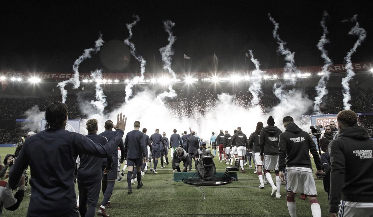 Com show de Mbappé,Paris Saint-Germain massacra o Lyon ese isola na liderança