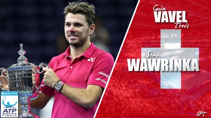 ATP World Tour Finals 2016: Stanislas Wawrinka, el rebelde