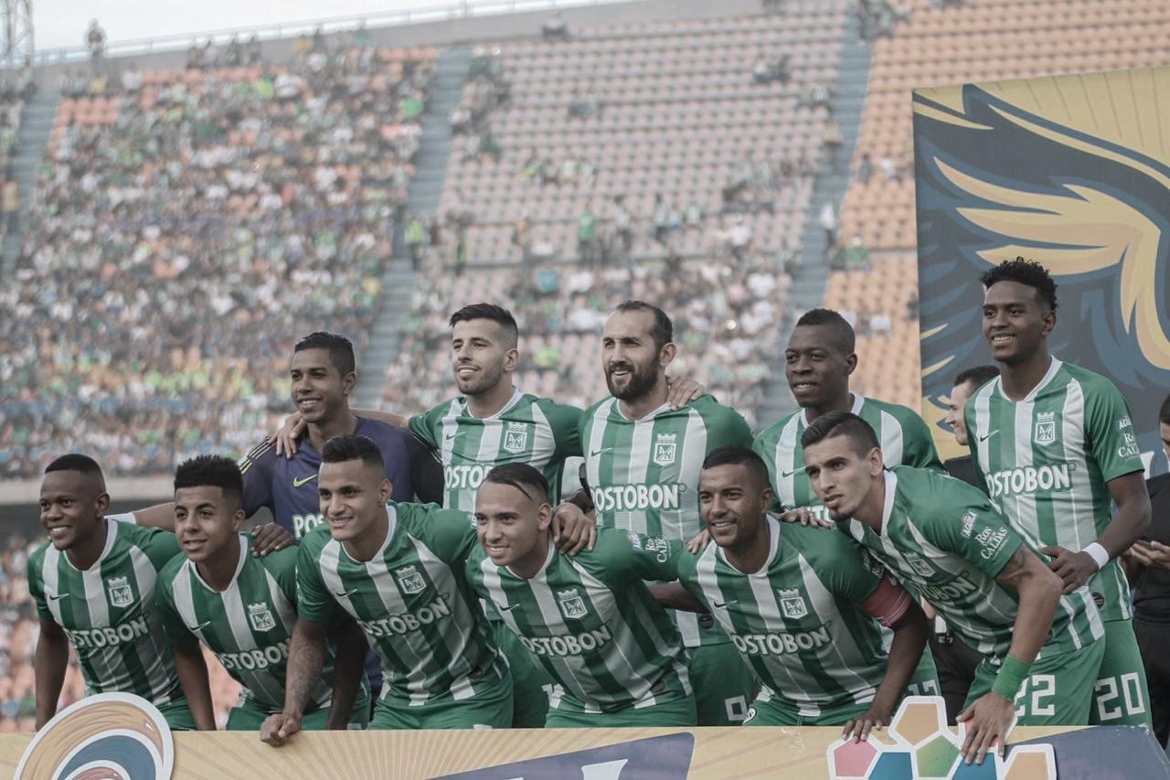 La ofensiva de Atlético Nacional