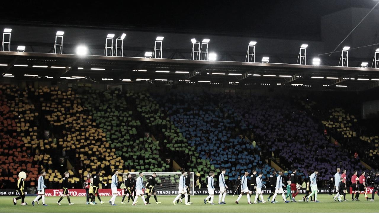 Campanha a favor de apoio a comunidade LGBT+ faz sucesso na Premier League