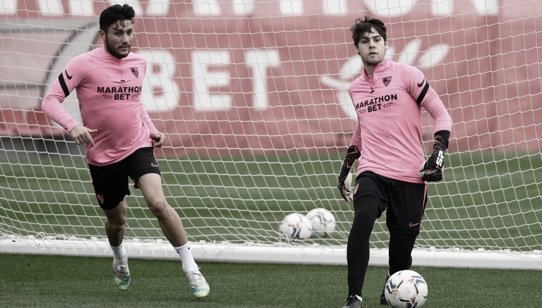 Óscar Rodríguez vuelve a los entrenamientos