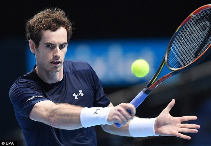 Murray opens Britain's Davis Cup defence with easy win