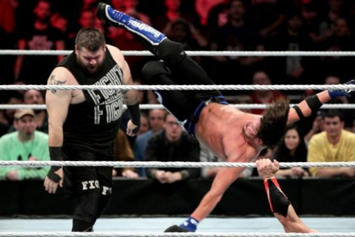 Kevin Owens - AJ Styles Being Planned For Wrestlemania 32?