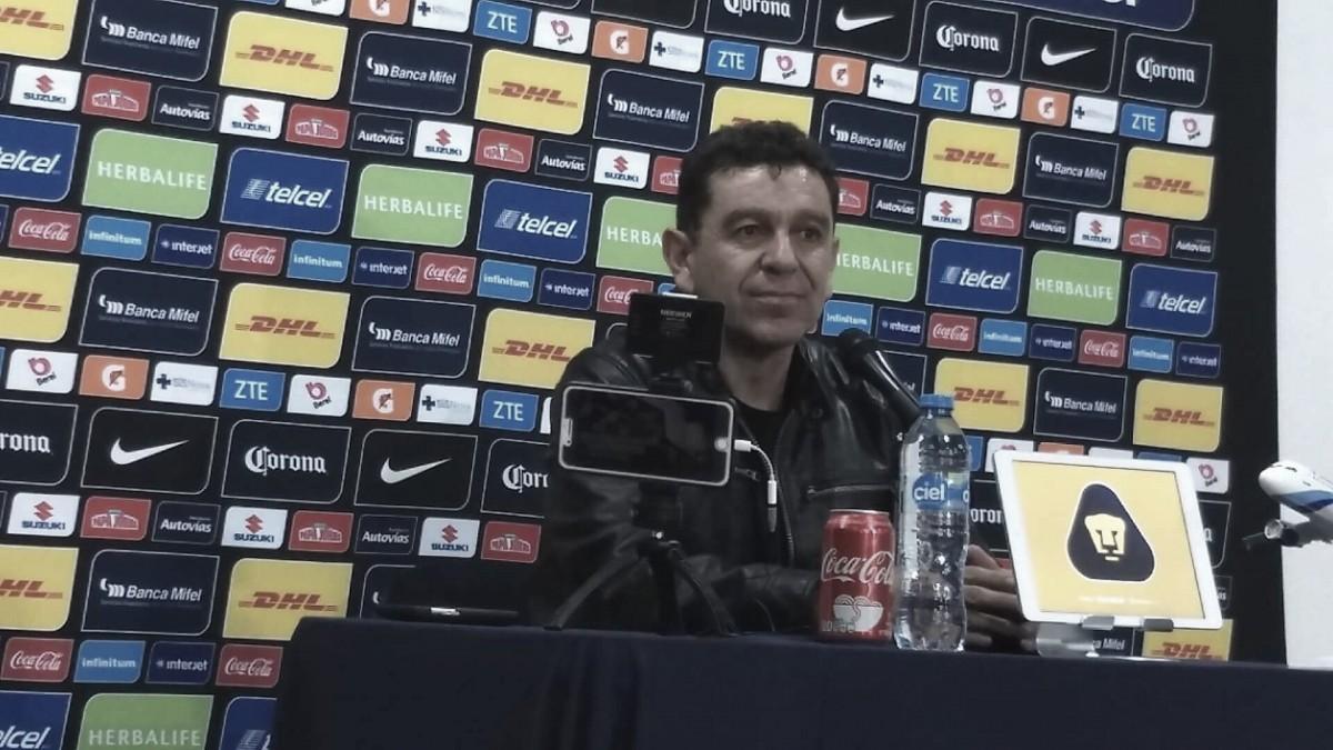 """David Patiño: """"La intención es pelear el campeonato"""""""