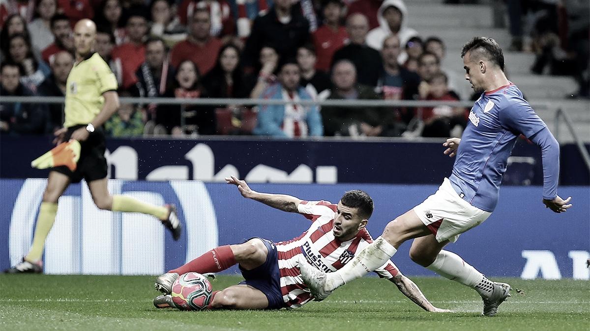 El Atlético - Athletic de la jornada 18 se disputará el 10 de marzo