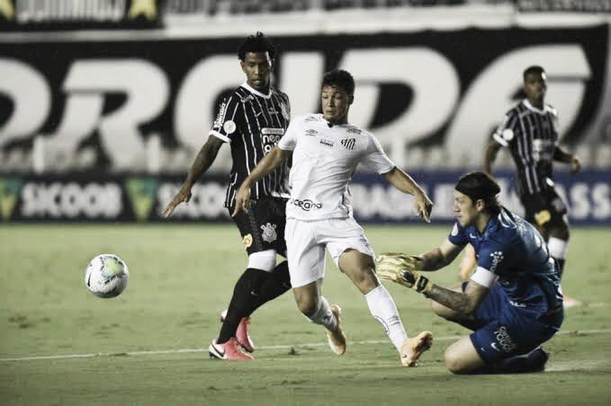 Melhores momentos Santos x Corinthians pelo Brasileirão (0-0)