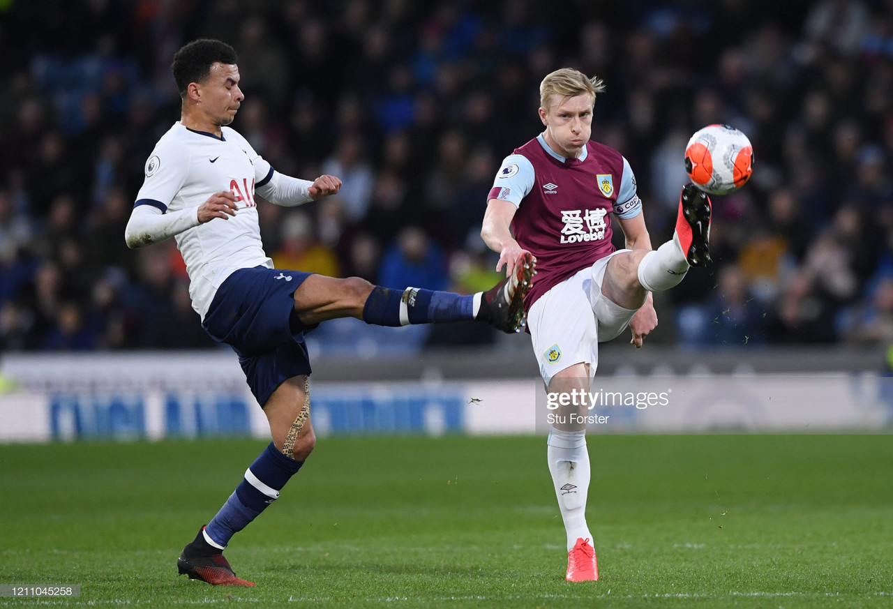 Why Ben Mee is the player of the season