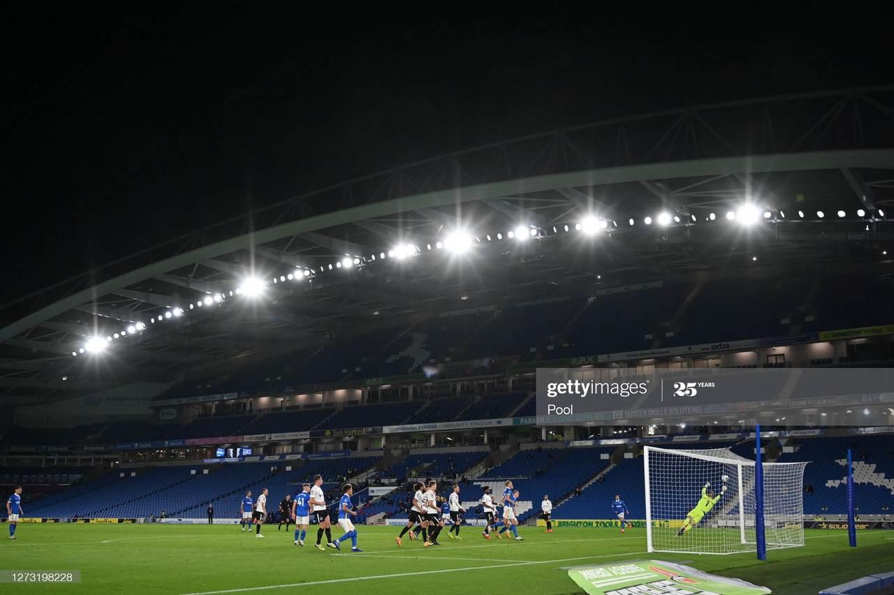 Brighton vs Manchester United: Live Stream, Score Updates and How To Watch Premier League 2020