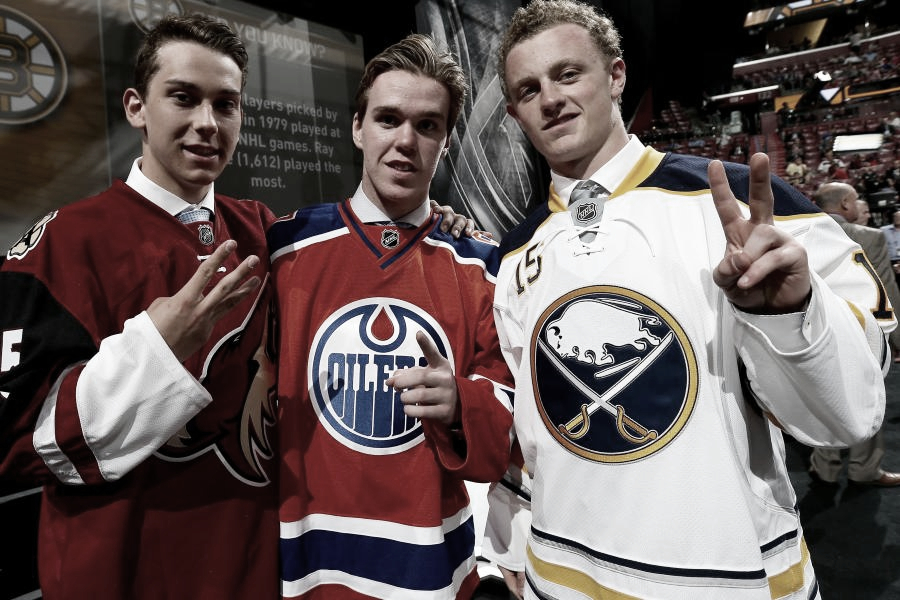 Análisis al 2015 NHL Draft