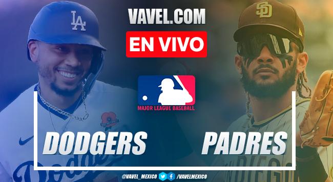 Resumen y carreras: Los Ángeles Dodgers 2-6 San Diego Padres en MLB 2021