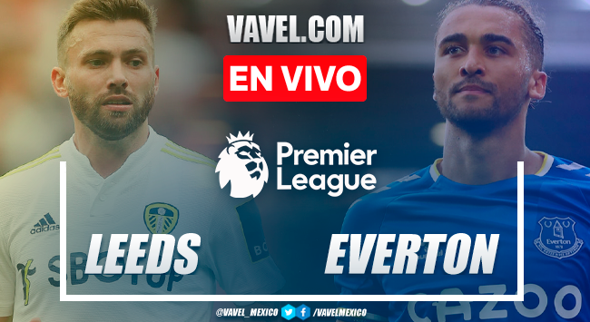 Resumen y goles: Leeds United 2-2 Everton FC en Premier League 2021