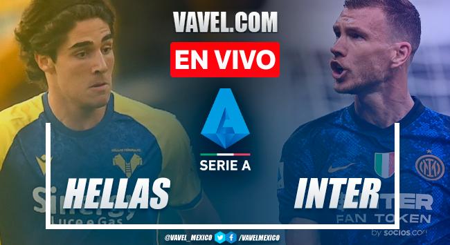 Resumen y goles: Hellas Verona 1-3 Inter Milán en Serie A 2021