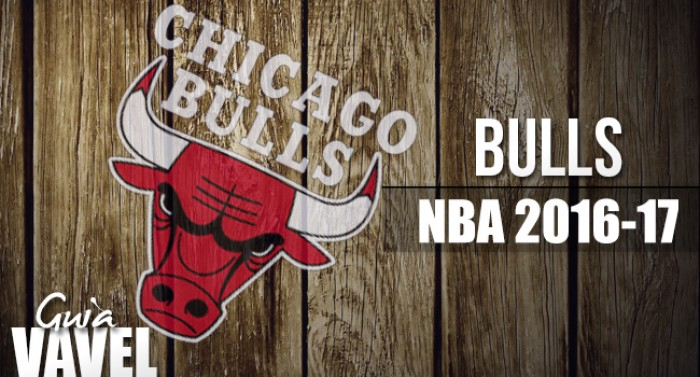 Guía VAVEL NBA 2016/17: Chicago Bulls