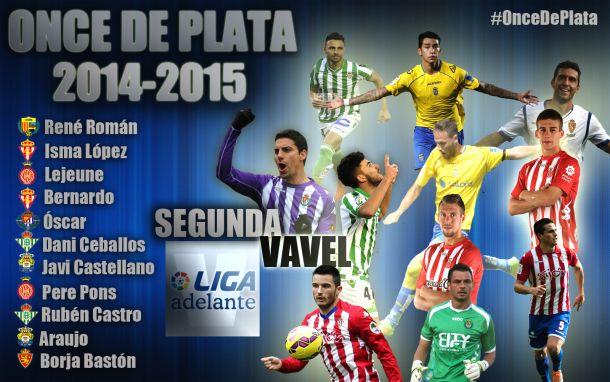 El Once de Plata 2014-15