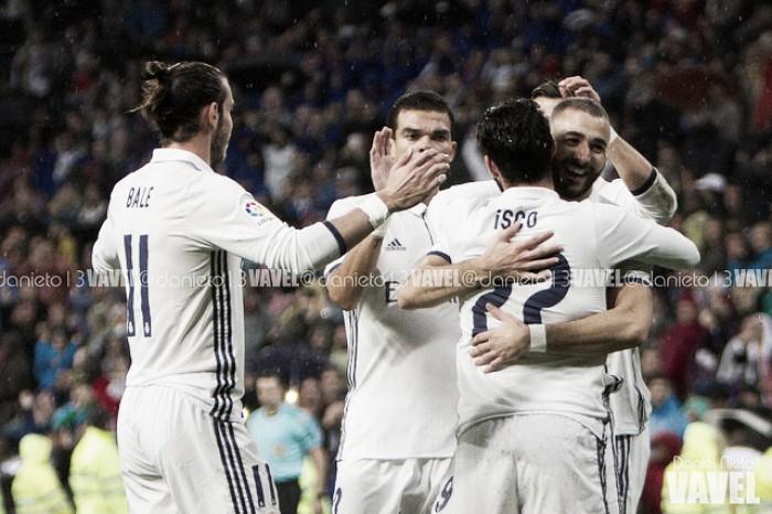 Resumen temporada 2016/17: Real Madrid, octubre y noviembre, más competiciones y más victorias