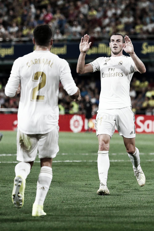 Villarreal 2-2 Real Madrid: otras tablas con Bale de reflejo blanco