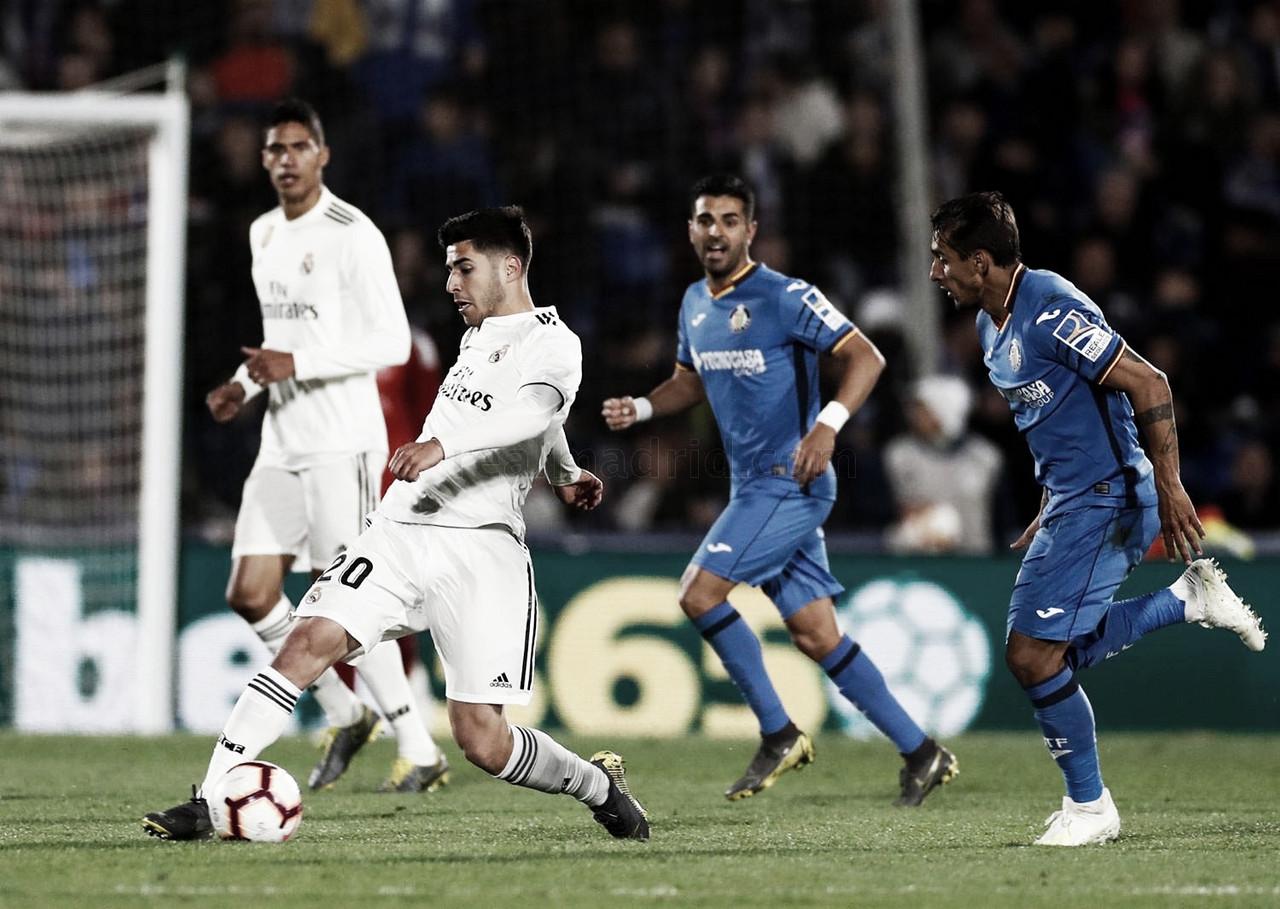 Previa Real Madrid vs Getafe: a seguir sumando