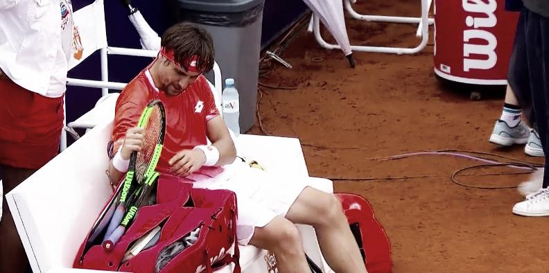 Se acabó el Argentina Open para Ferrer