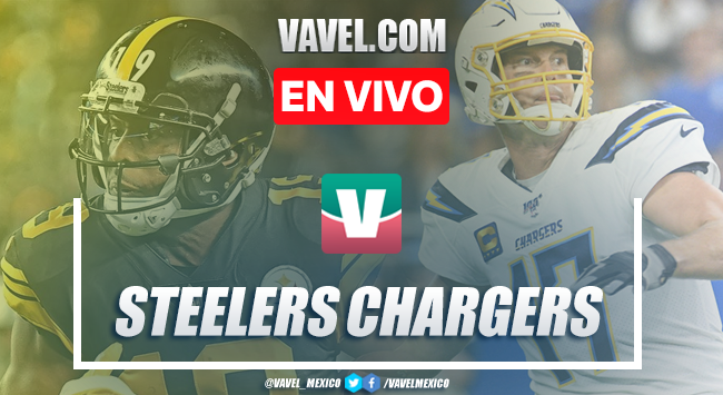 Pittsburgh Steelers vs Los Angeles Chargers en vivo cómo ver transmisión TV online en NFL 2019 (0-0)