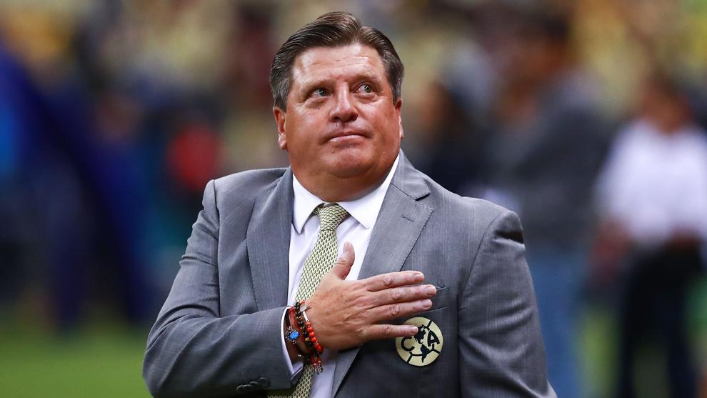 Miguel Herrera es ratificado como director técnico del América