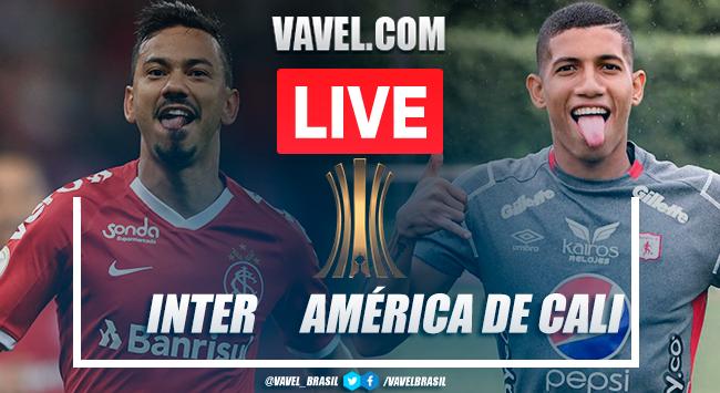 Gols e melhores momentos para Internacional 4x3 América de Cali pela Libertadores 2020