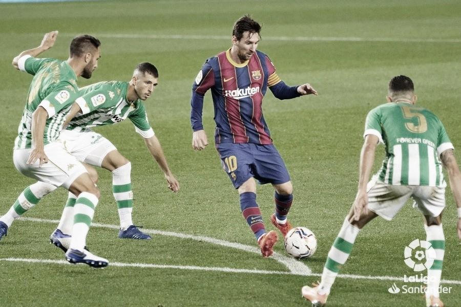 La valentía castiga al Real Betis
