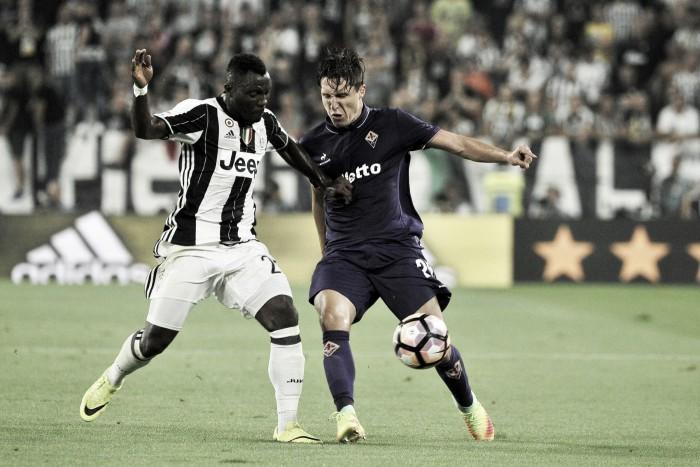 Juventus - Fiorentina in diretta, LIVE Serie A 2017/18 (20:45)