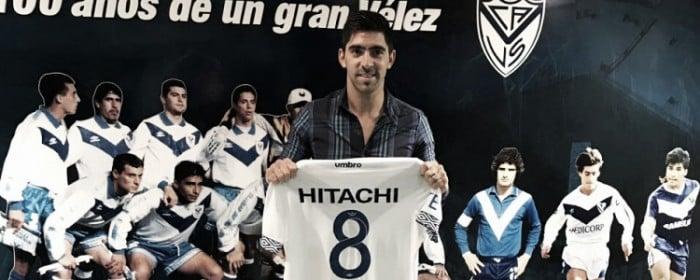 Anuario Vélez Sarsfield VAVEL 2017: Gastón Díaz, siempre se vuelve a donde uno fue feliz