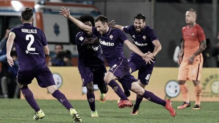 Fiorentina, un gol per cancellare i tormenti estivi: Badelj si riprende la fiducia della Viola
