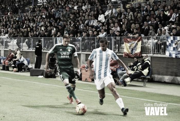 Betis - Málaga, ¿qué pasó en el último partido?